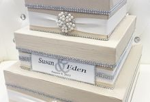 wedding card  boxes by iWedding World