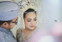 Dhila & Andre by Carlita Wedding Planner
