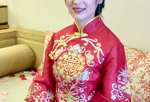 Chinese Traditional Wedding Ceremony by Carmelia & Team Make Up Artist