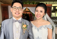 Happy Wedding dr. Arie and dr. Yenny .....! ❤️❤️❤️ by Carmelia & Team Make Up Artist