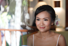 Natural Glowing Make Up for Chef Wina  by Carmelia & Team Make Up Artist