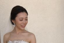 Korean Glass Skin Make Up for Ms. Ivy by Carmelia & Team Make Up Artist