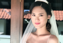 Korean bridal make up  by Carmelia & Team Make Up Artist