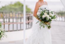 Beautiful Bride by Carmelia & Team Make Up Artist