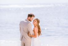 Natural Make Up for Beach Wedding by Carmelia & Team Make Up Artist