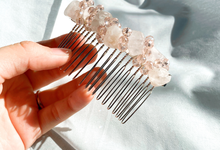 Carole Bridesmaid Haircomb by Carole