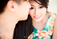Prewedding Of Caroline & Angga by ThePhotoCap.Inc