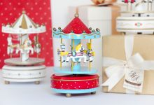 Cute Carousel - FunWorld by Red Ribbon Gift