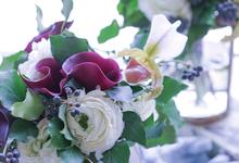 """CHANEL"" Bouquet Ideas by CARPO FLEURISTE by Kumiko Ishii"
