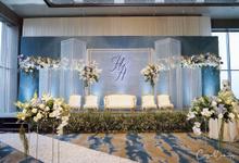 Wedding of Hendri & Angel by Casablanca Design