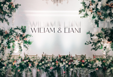 William & Liani by Casablanca Design