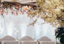 Michelle & Hojin by Casablanca Design