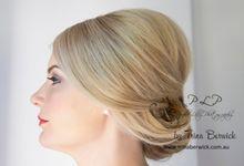 Classic Bride by Tiara bridal artistry