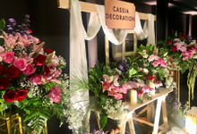Wedding Exhibition @Hallf Patiunus by Cassia Decoration
