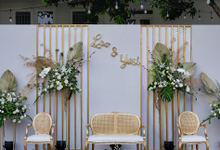 The Wedding of Leo & Yusi by Cassia Decoration