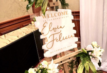 The Wedding of Elwin & Felicia by Cassia Decoration