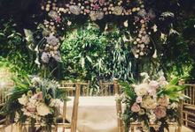 The Wedding of Ridho & Karisha by Cassia Decoration