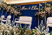 The Wedding of Alvin & Eka by Cassia Decoration