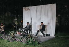 The Wedding of Haruko & Fuad by Cassia Decoration