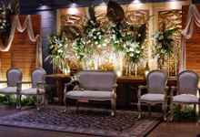 The Wedding of Bram & Nana by Cassia Decoration