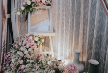 The Wedding of Endah & Dhea by Cassia Decoration