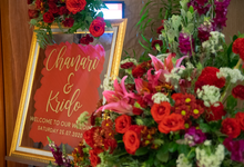 The Wedding of Chanari & Krido by Cassia Decoration