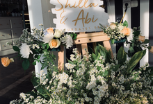 The Engagement of Shilla & Abi by Cassia Decoration