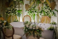 The Wedding of Annisa & Adam by Cassia Decoration