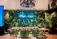 The Wedding of Tasya & Nara by Cassia Decoration