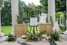The Wedding of Tami & Razi by Cassia Decoration