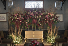 The Engagement of Callista & Ali by Cassia Decoration