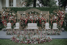 The Wedding of Amiera & Ryan by Cassia Decoration