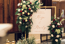 The Wedding of Reza & Naily by Cassia Decoration