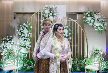The Wedding of Dexa & Aldo by Cassia Decoration