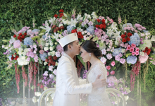 The Wedding of Micky & Dessy by Cassia Decoration