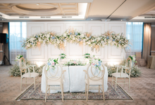 The Wedding of Tasha & Lano by Cassia Decoration