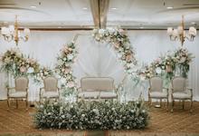 The Wedding of Rahmania & Nico by Cassia Decoration