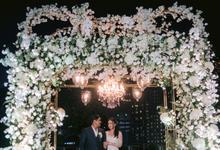 The Wedding of Callista & Ali by Cassia Decoration