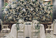 The Wedding of Aliya & Faisal by Cassia Decoration