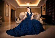 Bridal Gowns by Castlebell Wedding Mansion