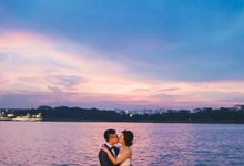 Pre-wedding Photography - Joel & Denise by Knotties Frame