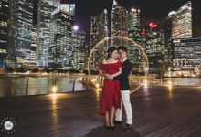 Pre-wedding Photography - Kate & Lenco by Knotties Frame