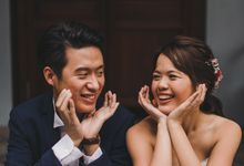 Pre-wedding Photography - Ying Ling & Brian by Knotties Frame