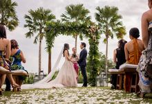 Casual Elegance for an Outdoor Bali Wedding by WiB flowers