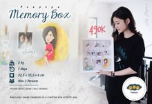Memory Box by Peapepo by Peapepo