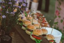 October Wedding PROJECT by Enakali Catering