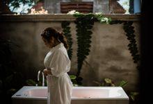 Cath & Chris Wedding Bali by AKSA Creative