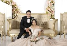 Sangjit and Wedding Day for Catherine by Outress