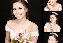Bride Make Up by Catherine Wedding & Photo
