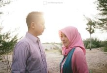 Indah and Catur Prewedding by VAC Photography